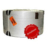Упаковочная полипропиленовая лента шириной 19 мм. для упаковки гранитных изделий.