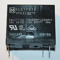 Реле электромеханическое  ALE15B12;  12VDC