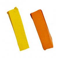 Творчество и рукоделие «Irwin Toy» (30013) масса для лепки «Skwooshi», цвета жёлтый и оранжевый