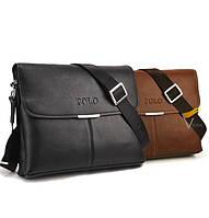 Мужская сумка портфель Polo (под формат A4)