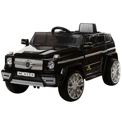 Детский электромобиль джип M 3173 EBR-2