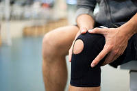 Космодиск для колена Support, фото 1