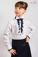 Блузка школьная Малена