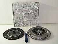 Комплект сцепления на Рено Кенго II 1.5dci (103/106/110л.с) (2008>) - RENAULT (Оригинал) - 302050237R