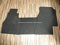 Передний резиновый коврик на Мерседес Спринтер 208-416 1995-2006 ELIT - KHD214868