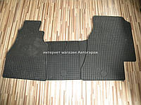 Передний резиновый коврик на Фольсваген ЛТ 28-46 1996-2006 ELIT - KHD214868