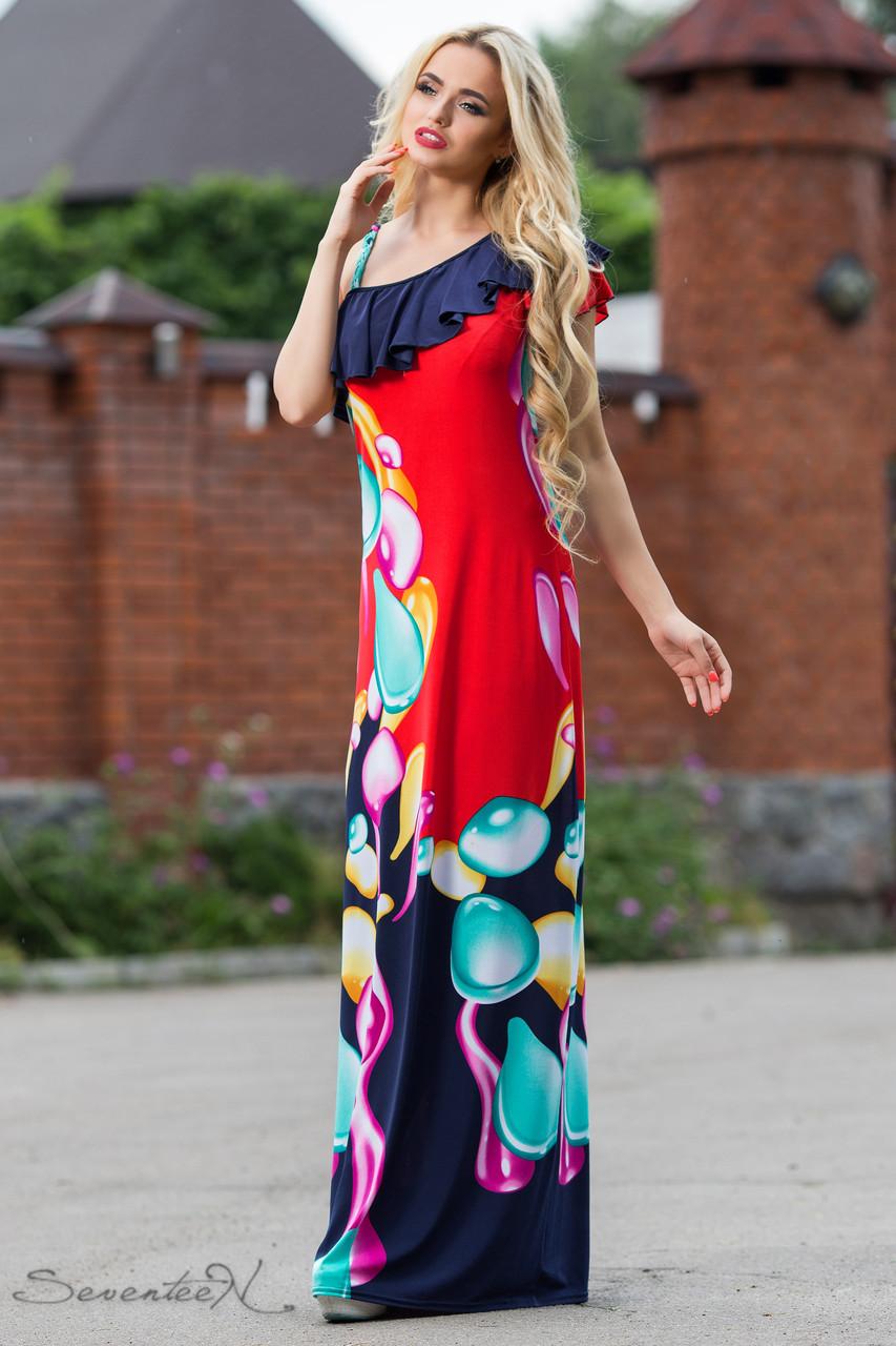 Сшить летнее платье с открытым плечом фото 877