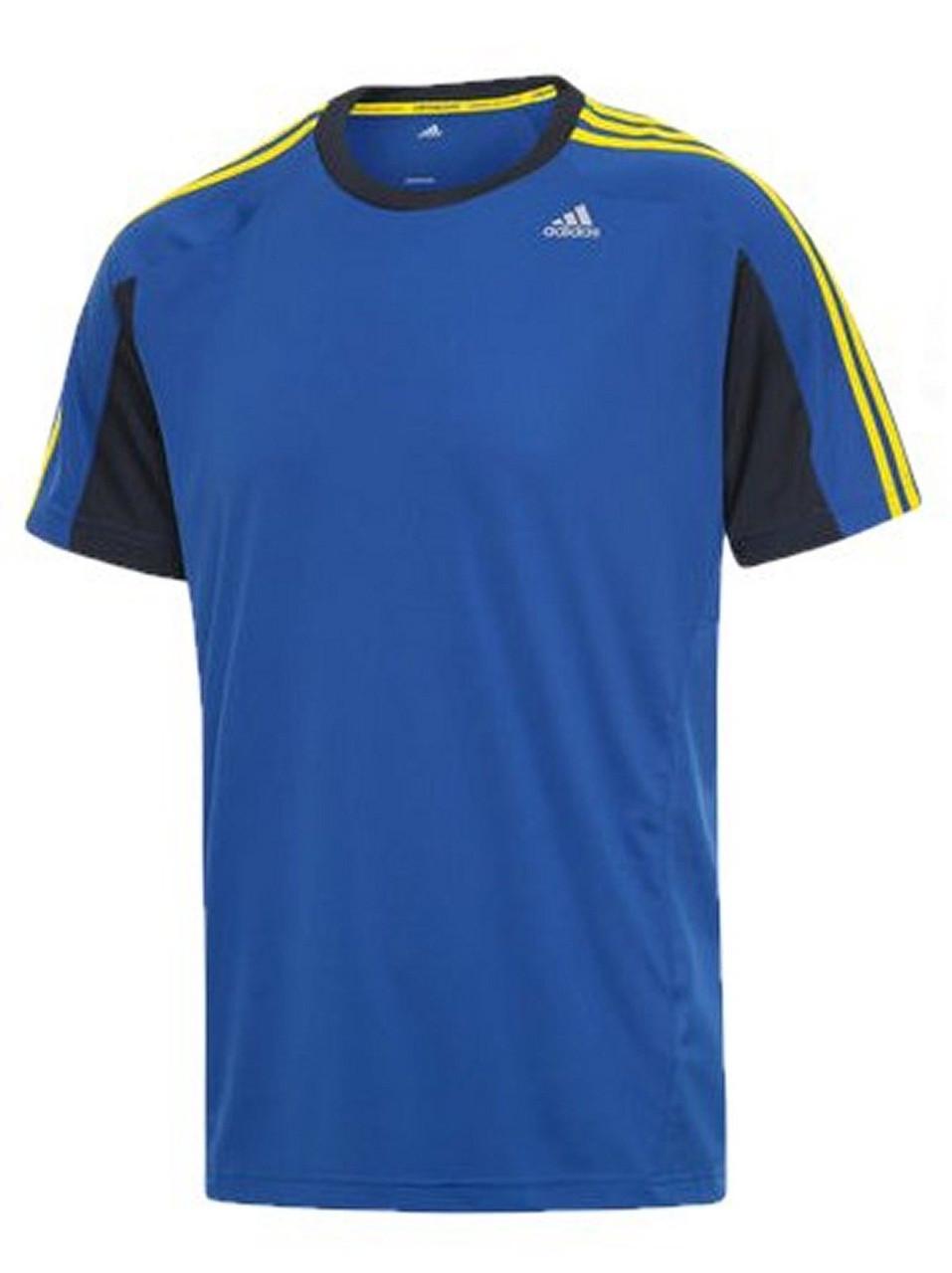Футболка спортивная, мужская adidas REF TEE G83583 адидас