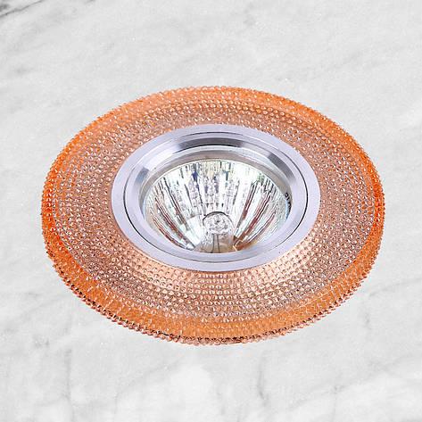 Точечный врезной светильник (05-А55), фото 2