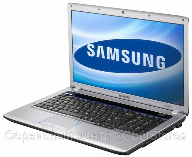 Чистка ноутбуков Samsung от пыли в Донецке