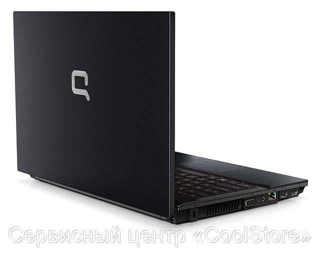 Чистка ноутбуков Compaq от пыли в Донецке