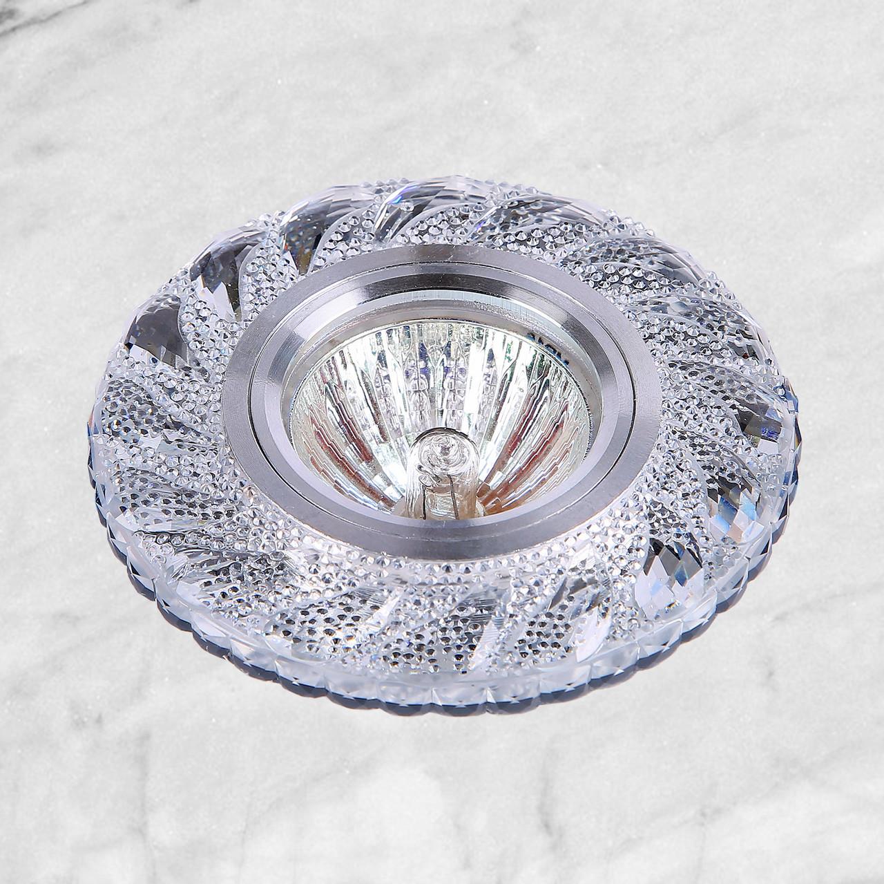 Точечный врезной светильник (05-А71)
