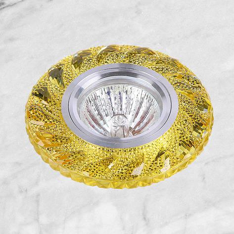 Точечный врезной светильник (05-А73), фото 2