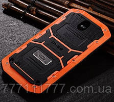 Смартфон Hummer H8 IP68 (2SIM) 1/4Гб 2/8Мп 3G оранжевый black-orange оригинал Гарантия!