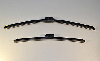 Щётки стеклоочистителя (комплект 2шт, 550/440mm) на Renault Dokker 2012-> — RENAULT (Оригинал) - 288901217R