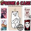 "Чехлы для iPhone 6 - ""iPhone Case"""