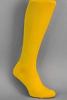 Футбольные гетры, желтые, ф1751