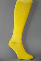 Футбольные гетры, желтые, ф1760