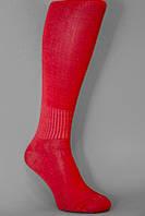 Футбольные гетры, красные, ф1762