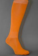 Футбольные гетры, оранжевые, ф1763