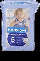 Babylove Pants Windelslips Größe 5, junior 13-20kg - Детские трусики-подгузники р. 5,13-20 кг, 20 шт.