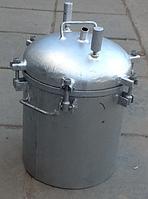 Автоклав газовый (николаев) на 12 банок по 0,5 л/на 10 банок по 1 л di