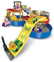 Детский паркинг Поезд Динозавров XZ-507