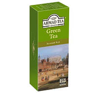 Зеленый чай Ахмад в пакетиках 25пак.