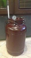 Автоклав газовый Миргородский на 20 банок по 0,5 л/на 12 банок по 1 л DI