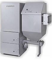 Чугунный твердотопливный автоматический котел Viadrus Ekoret  3,4 секции