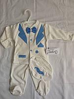 Костюм - смокинг для новорожденного