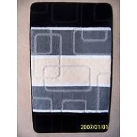 Коврик на резиновой основе - 60х100 - 130-229