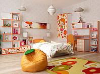 Детская комната Мандаринка