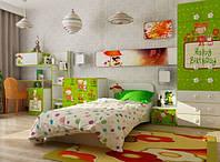 Детская комната Яблочко