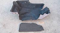 Обшивка багажника правая и накладка на аккумулятор для Mercedes W220 S-Class 2003 г.в. A2206930291 / 9C24