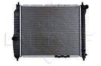 Радиатор охлаждения двигателя шевроле авео Aveo NRF 53637 Киев