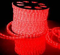 Дюралайт Feron 2127 LED 3WAY 11,5х17,5мм красный (72 led/m) квадратный светодиодный