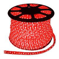Дюралайт Feron 2123 LED 2WAY 13мм верт. красный (36 led/m) светодиодный