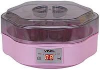 Йогуртница VINIS VY-8000 P