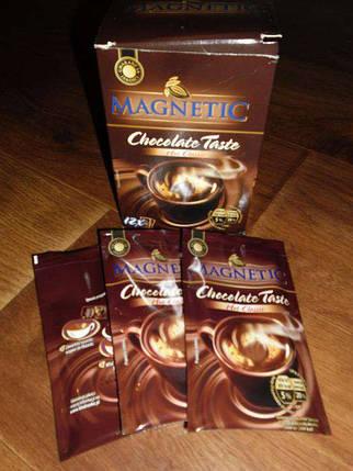 Горячий шоколад Magnetic Chocolate Taste 12 стиков  Польша, фото 2