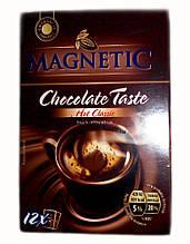 Горячий шоколад Magnetic Chocolate Taste 12 стиков  Польша