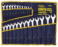 Набор комбинированных ключей 25ед 6-32мм MasterTool 71-2125