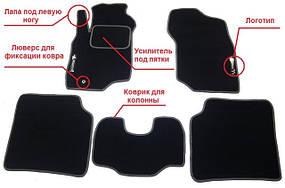 Образцы материала ковров Элегант (Украина)