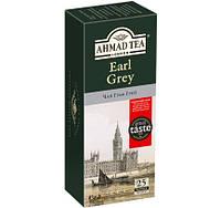 Чай черный листовой Ахмад Седой Граф 25 пак