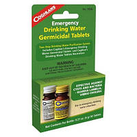 Двух ступенчатая система для очистки воды Coghlan's Two-Step Treatment (9586)