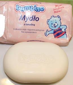 Мыло детское Bambino 90грам Польша, фото 2