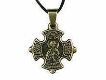 Нательный именной крест Анатолий