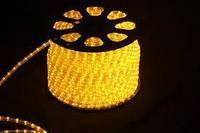 Дюралайт Feron 2582 LED 2WAY 13мм верт. желтый (36 led/m) светодиодный