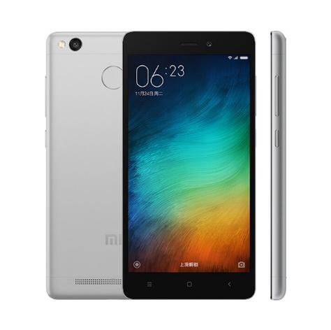 Смартфон Xiaomi Redmi 3S Pro (3GB/32GB) Grey Гарантия 1 Год!!!!, фото 2