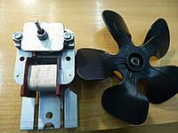 Вентилятор обдува MTF706 RF no frost универсальный ARISTON-INDESIT  с крыльчаткой 142 мм  (вал длина   ,диам 3